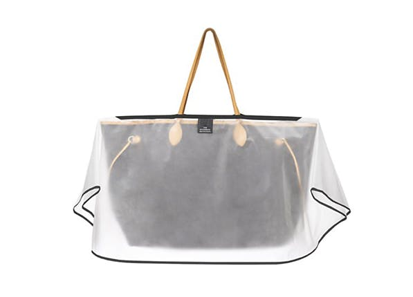 rain handbag raincoat