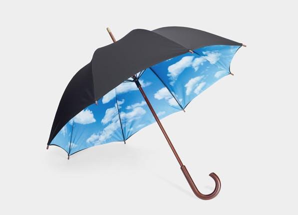 rain sky umbrella