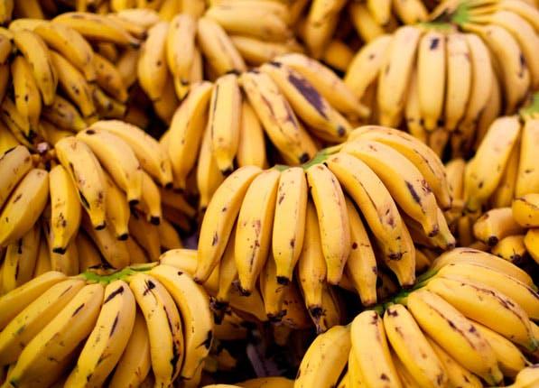 ripe fruit bananas