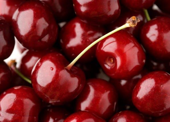 ripe fruit cherries