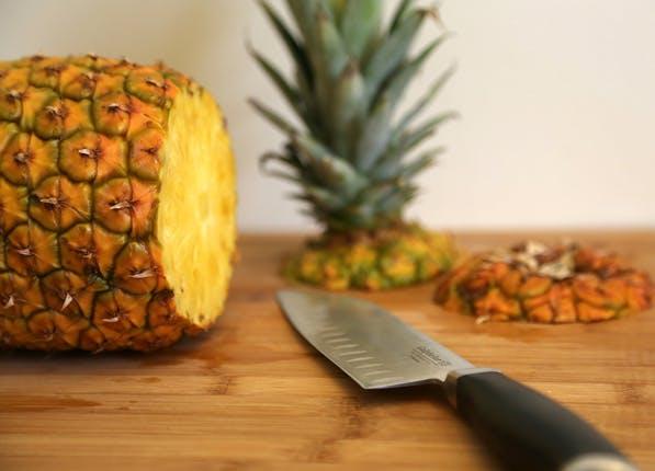 ripe fruit pineapple