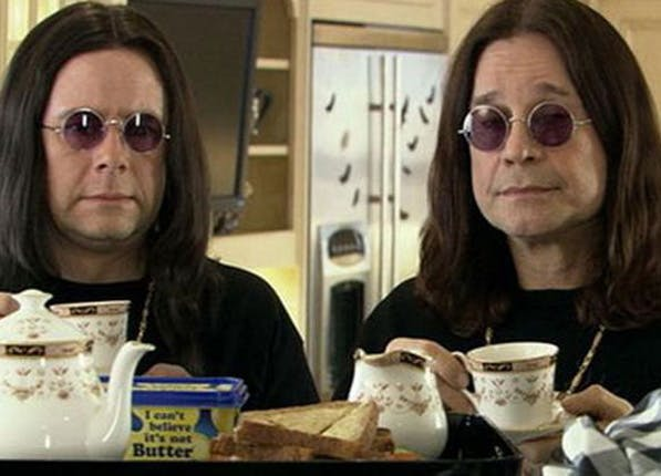 weird endorsements ozzy