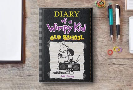 The New Diary of a Wimpy Kid Book Is Here