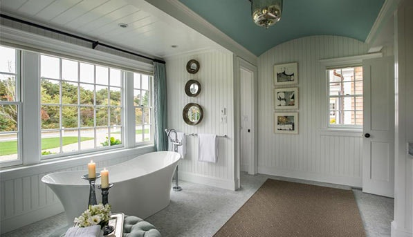 Bath5 & Take A Peak At These 27 Bonkers Amazing Bathrooms | Home | Purewow