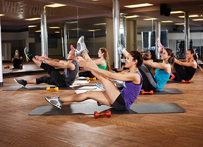 Fall into a New Fitness Routine with Crunch