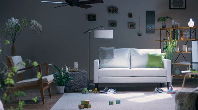 This Sofa Can Be Assembled in 3 Minutes (or Less)