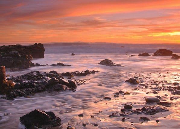 Carpinteria Beach 597x430