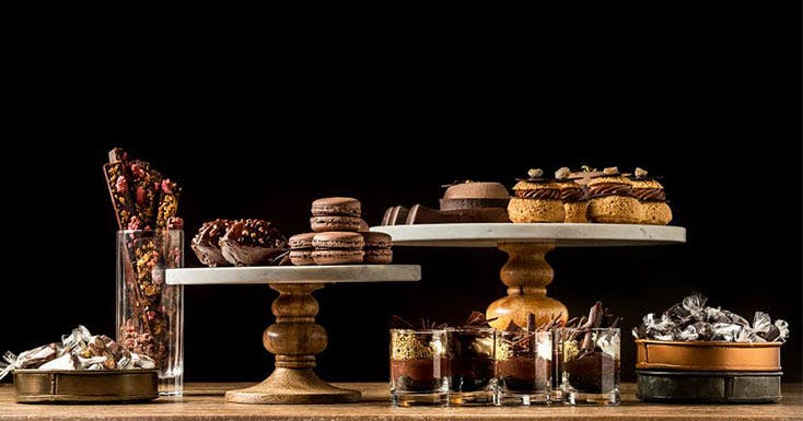 Guys, a Chocolate Trolley Exists