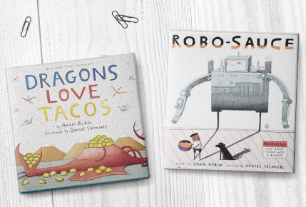 Robo-Sauce Is the Kids Book with Secret Powers