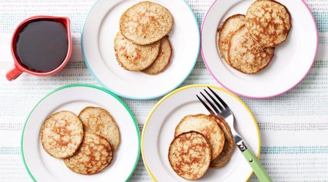 The Best 3-Ingredient Pancake Recipe Ever