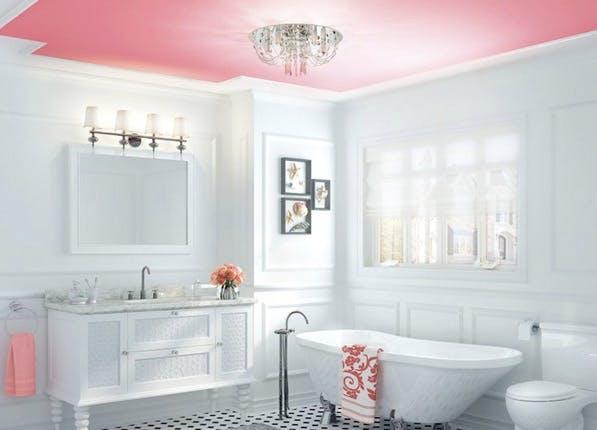 ceilingbathroom