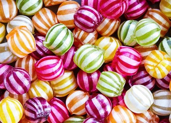 halloween hard candy