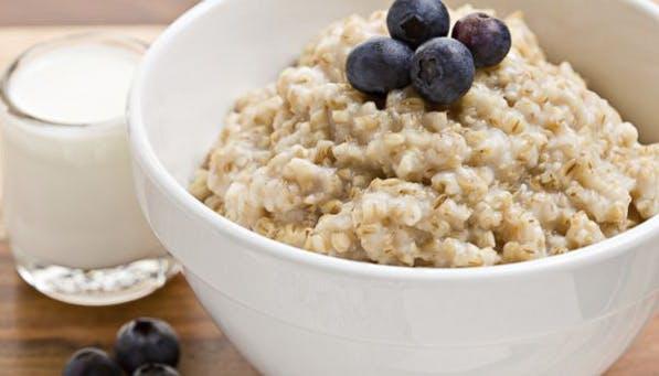 happy food oatmeal