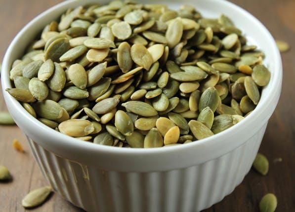 happy food pumpkin seeds