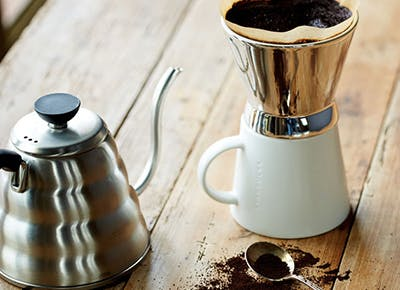 How to Make Fancy French Press Coffee in a Cheapo Melitta Cone