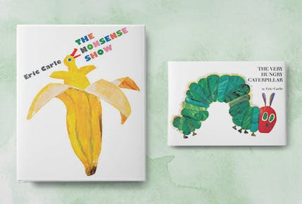 The Author of The Very Hungry Caterpillar Is Back
