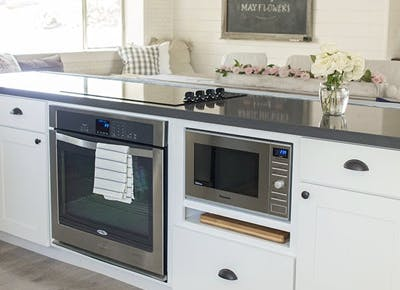 A Genius Way to Clean Your Oven