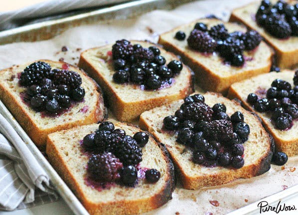 purewow berry french toast