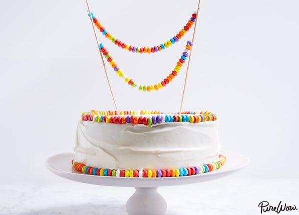 purewow candy cake