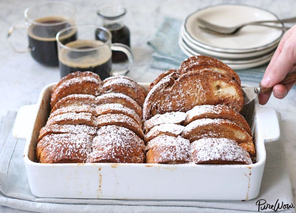 purewow french toast sunday