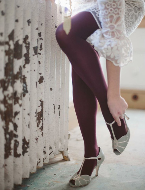 With I Wear Tights Open Can Purewow ShoesFashion Toed stxhrQdC
