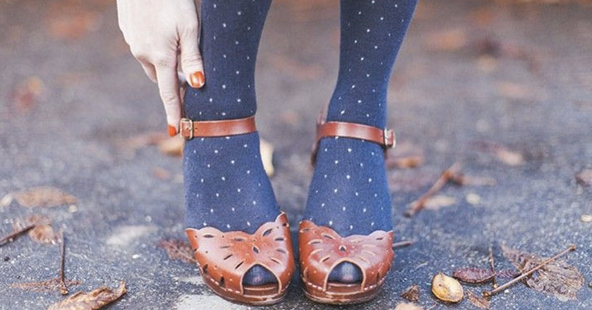 Can I Wear Tights with Open-Toed Shoes?   Fashion   Purewow