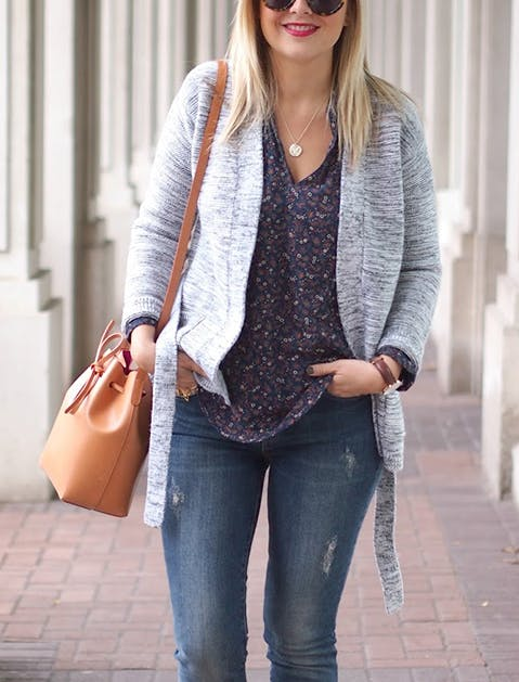 How to Wear Sweaters Based on Your Body Type