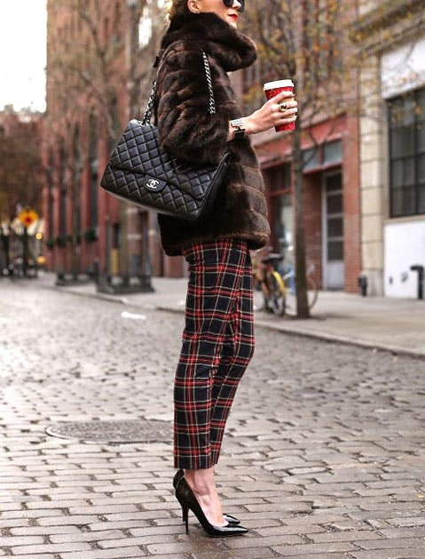 FancyPants Plaid1