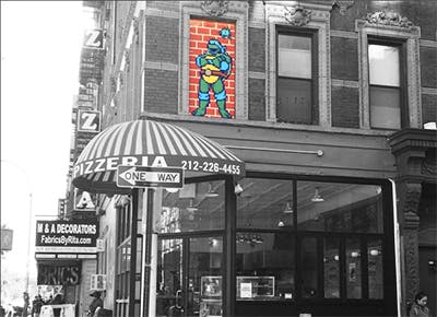 Invader Just Secretly Installed More Awesome Mosaics in NYC