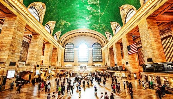 NY Tourists GCT