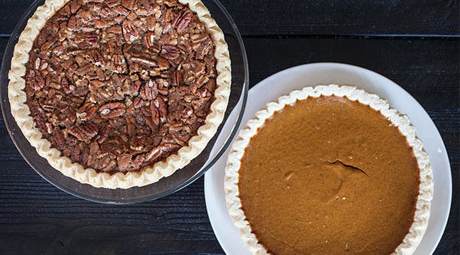 Where to Order Pies for Thanksgiving
