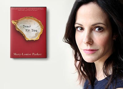Mary-Louise Parker on the Men in Her Life