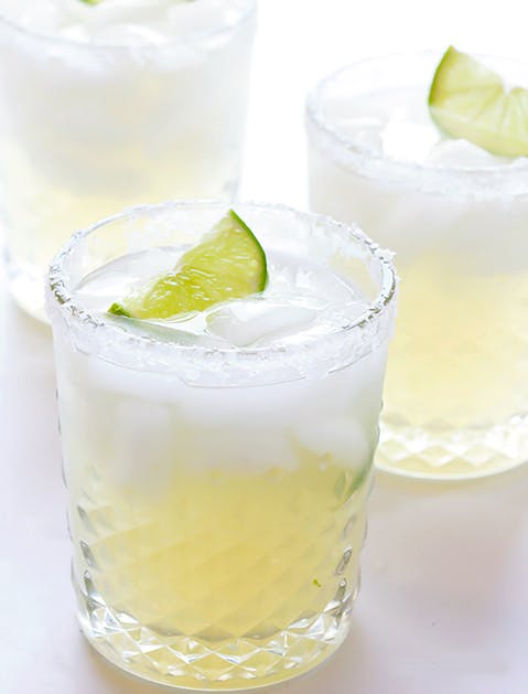 cocktail cal margarita