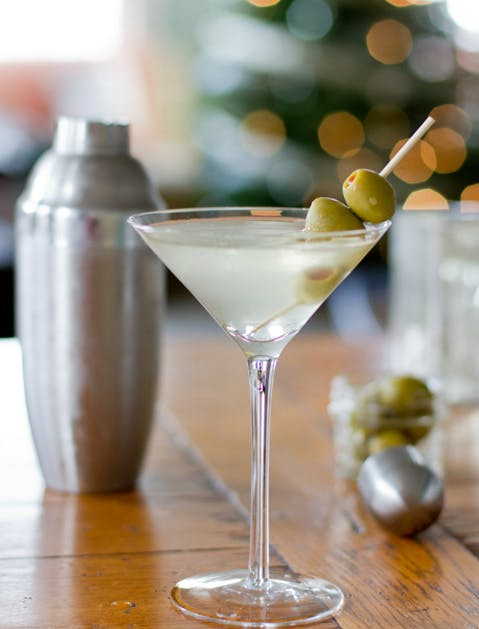 cocktail cal martini