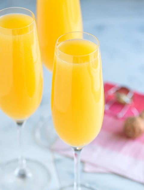 cocktail cal mimosa