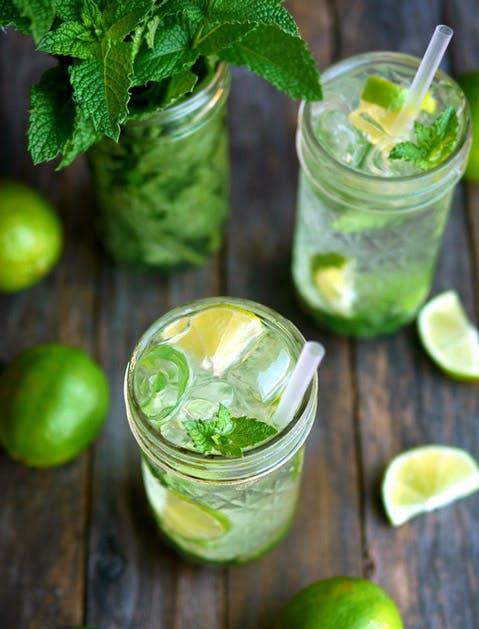 cocktail cal mojito