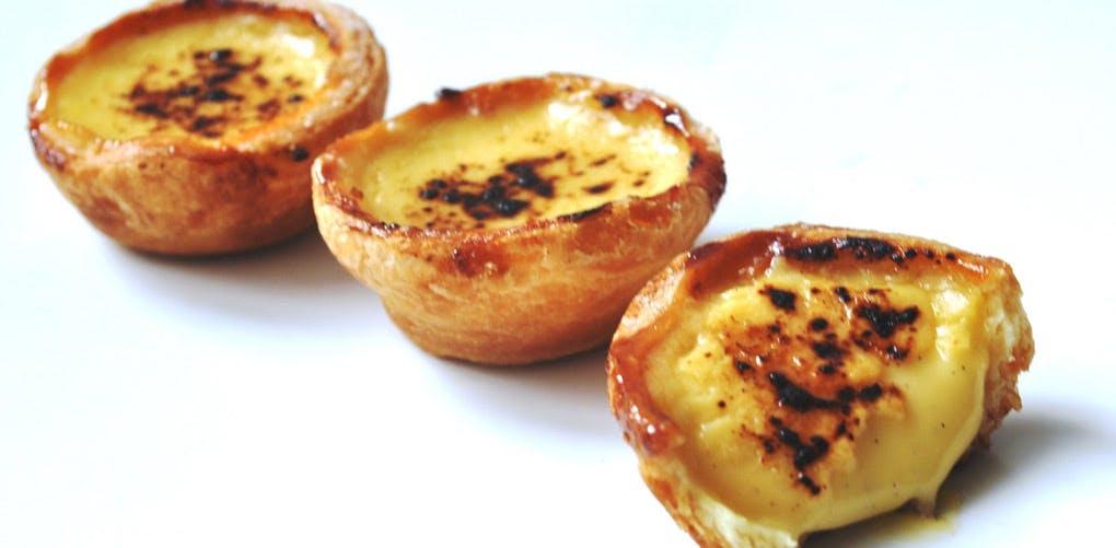 dessert portugal