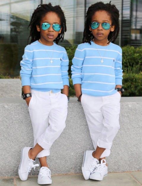 The 8 Most Stylish Kids On Instagram Fashion Purewow