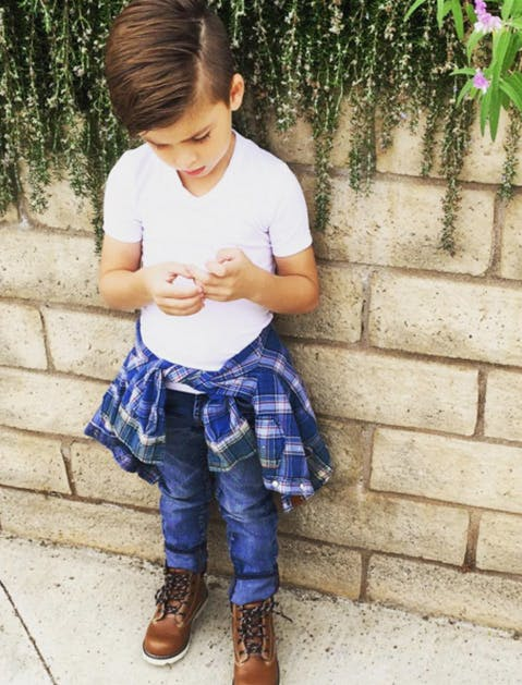 The 8 Most Stylish Kids On Instagram