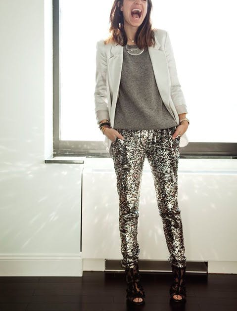 pants sparkles