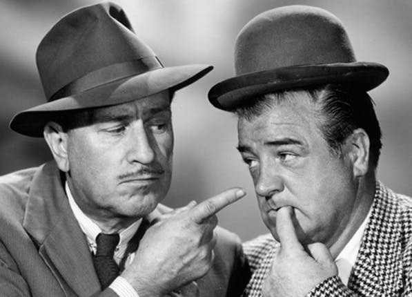 shows abbott costello