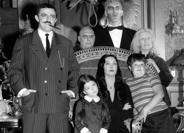 shows addams