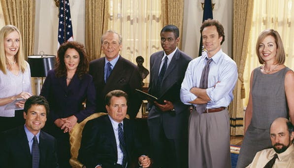 shows west wing