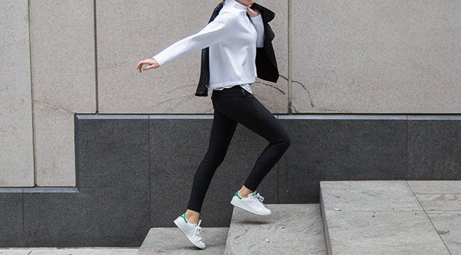 You Guys, We Finally Found Comfortable and Totally Chic Leggings