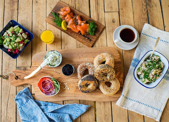 The Best Damn Bagels in NYC, Ranked