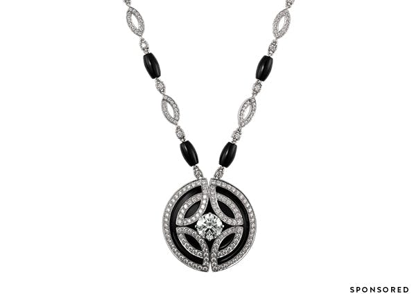 Cartier Galanterie Necklace