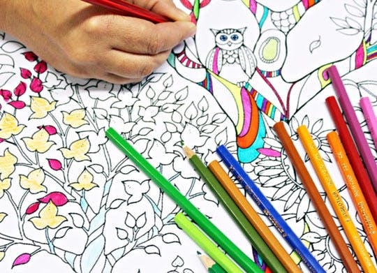 9 Adult Coloring Books to Gift This Year