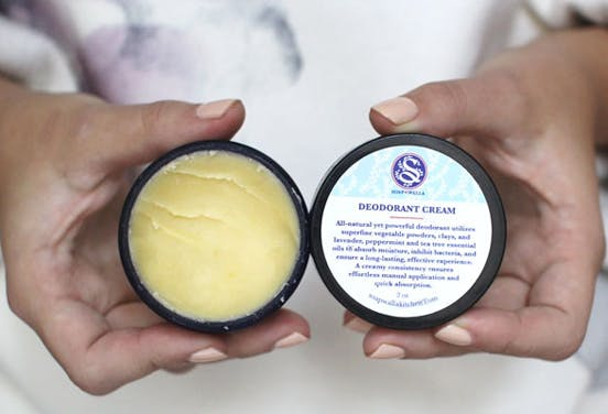 beauty deodorant