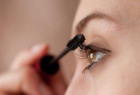 beauty mascara