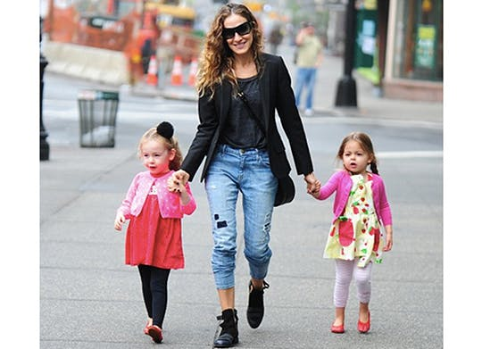 The 8 Best Celebrity Moms